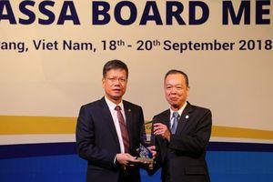 BHXH Việt Nam được trao giải thưởng Công nghệ thông tin