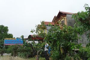 Ân Thi (Hưng Yên): Nhiều công trình kiên cố xây dựng trên đất bất hợp pháp tại xã Đào Dương