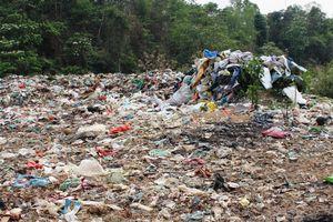 Điện Biên: Tiếp tục lùi thời gian đóng cửa bãi rác Noong Bua