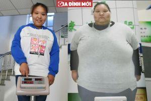 Kỳ tích giảm 100kg, cô gái như 'lột xác', có cuộc sống mới