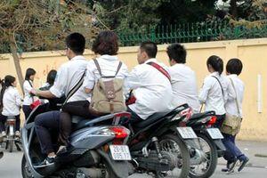 Hạn chế học sinh vi phạm Luật Giao thông: Cần sự chung tay của gia đình và nhà trường