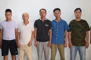 Hà Tĩnh: Bắt nhiều đối tượng cờ bạc và lừa đảo chiếm dụng tài sản công dân