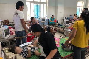 Quảng Ngãi: Gần 600 trường hợp mắc bệnh tay chân miệng
