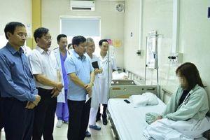 Hà Nội: Phó chủ tịch thăm 'nạn nhân ma túy', Giám đốc Sở muốn cấm DJ