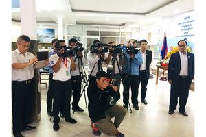 Tăng cường hợp tác báo chí Việt Nam với Lào và Campuchia