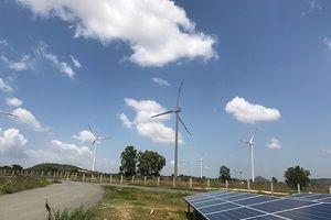 Nhà máy Điện gió Phú Lạc: Hướng đến mô hình 3 trong 1
