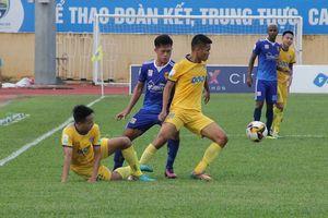 Giành chiến thắng '5 sao' trước Quảng Nam, FLC Thanh Hóa trở lại top 3