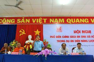 Sao Mai Group tổ chức Hội nghị phổ biến chính sách an sinh xã hội tại An Hảo