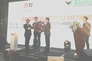 Ra mắt thương hiệu TJ tại Việt Nam