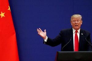 Căng thẳng thương mại Mỹ-Trung tăng nhiệt