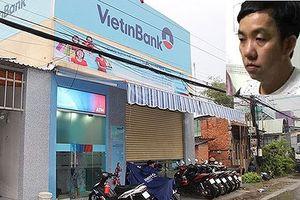 Thông tin bất ngờ vụ dùng súng cướp ngân hàng ở Tiền Giang