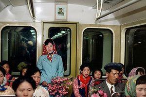 Ảnh hiếm hé lộ cuộc sống thường ngày ở Triều Tiên những năm 1980
