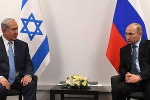 Tổng thống Putin chỉ trích Israel vi phạm chủ quyền lãnh thổ Syria