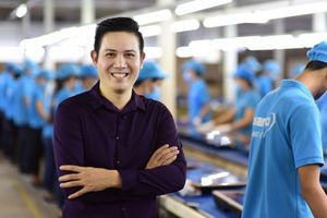 Nâng cấp thương hiệu, CEO Asanzo đặt mục tiêu dẫn đầu ngành điện tử