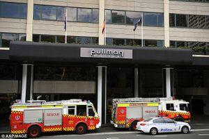 Rò rỉ hóa chất tại Sydney, ít nhất 32 người bị ngộ độc