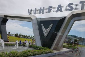 Hình ảnh ấn tượng bên trong nhà máy ô tô VinFast ở Hải Phòng