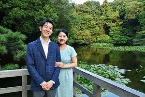Công chúa Nhật Bản ấn định ngày cưới thường dân