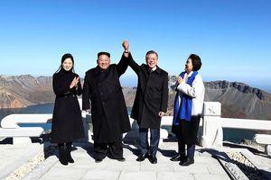 Món quà đặc biệt nhà lãnh đạo Triều Tiên tặng Tổng thống Hàn Quốc