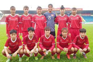 Tuyển nữ U16 Việt Nam đại thắng trước Bahrain