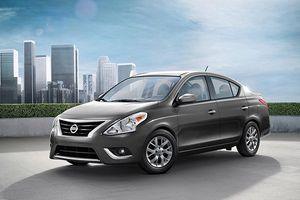 Nissan Sunny 2019: thiết kế cũ, tính năng mới