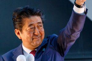 Tái đắc cử, Abe trở thành thủ tướng tại nhiệm lâu nhất lịch sử Nhật