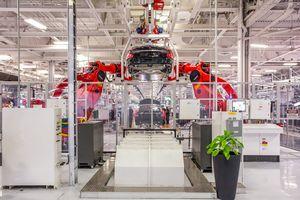 Tesla bị thanh tra vì công nhân 'mất ngón tay' trong lúc làm việc