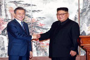 Tổng thống Hàn Quốc cùng Chủ tịch Kim du ngoạn núi thiêng Paekdu, kết thúc chuyến thăm lịch sử