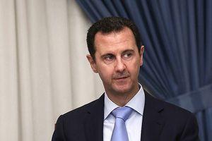 Chia buồn máy bay Nga bị bắn rơi, Tổng thống Syria chỉ trích thói hung hăng của Israel