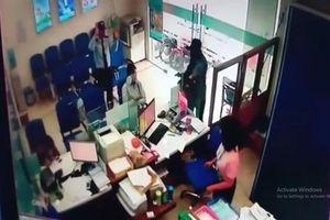 Nghi phạm trong vụ cướp ngân hàng Vietinbank đã tử vong