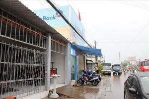 Vụ cướp ngân hàng ở Tiền Giang: Nghi phạm đã chết trong bệnh viện