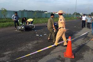 Bình Dương: Tai nạn giao thông khiến một người tử vong trên đường