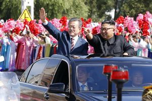 Mỹ sốt sắng chuyển đổi quan hệ với Triều Tiên ngay sau thượng đỉnh Hàn-Triều