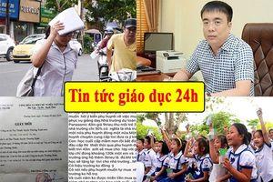 Tin tức giáo dục 24h: Công an lên tiếng vụ mời phụ huynh làm việc vì đăng thông tin lên Facebook