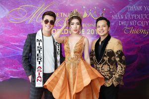 Hoàng Y Nhung làm giám khảo 'Hoa hậu doanh nhân Việt Nam toàn Thế giới 2018'