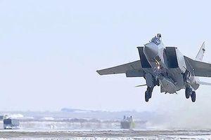 MiG-31 liên tiếp phát nổ sau nâng cấp