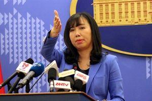 Trung Quốc đề nghị hợp tác trên biển, Việt Nam trả lời