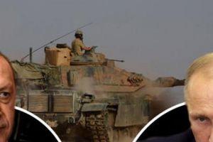 Đại chiến Syria: Toan tính của Putin và cái bắt tay với Erdogan