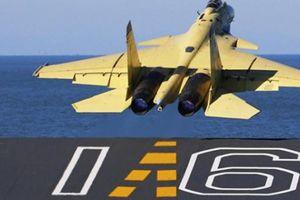 Trung Quốc đẩy mạnh tuyển phi công cho tàu sân bay mới