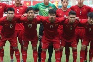 BXH FIFA tháng 9.2018: ĐT Việt Nam bỏ xa Thái Lan