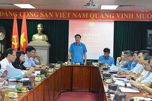 Đại hội Công đoàn Việt Nam lần thứ XII sẽ diễn ra từ ngày 24 đến 26-9-2018