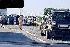 Bất cập quy định xử lý vi phạm giao thông trên đường cao tốc
