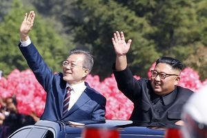 Tổng thống Hàn Quốc đã hoàn thành một thượng đỉnh lịch sử