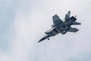 Máy bay tiêm kích - đánh chặn siêu thanh MiG – 31 gặp nạn tại vùng Nhyzegorod - Nga