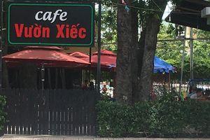 TP. Hồ Chí Minh: Nhiều diện tích công viên bị chiếm dụng vào mục đích khác