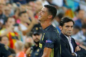 Trận Champions League đáng quên của Cristiano Ronaldo