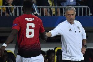 HLV Mourinho: 'M.U đã biết thắng như Roger Federer'