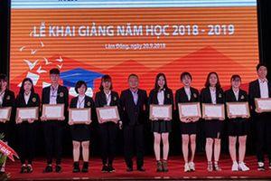 Trường đại học Yersin Đà Lạt có hiệu trưởng mới