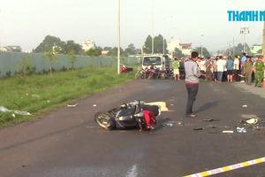Một giáo viên bị tai nạn tử vong trên đường đến trường