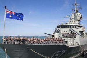 Úc muốn xây căn cứ ở Papua New Guinea để đối phó Trung Quốc