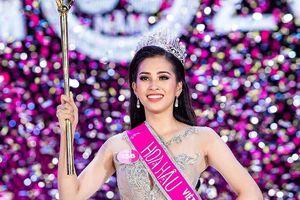 Những điều ít biết về tân Hoa hậu Việt Nam Trần Tiểu Vy